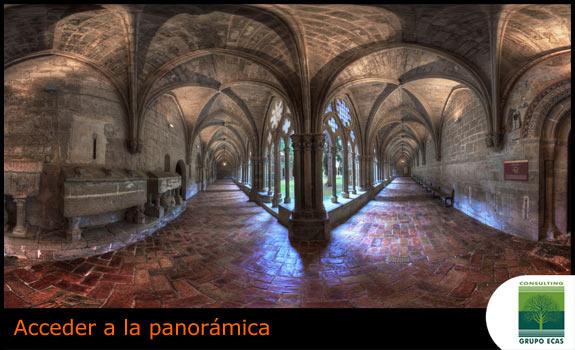 Visita virtual del Monasterio de Veruela / www.visitaveruela.com
